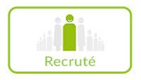 Chargé(e) de recherche - recruté